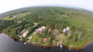 17606 E North Caribou Lake RD, De Tour Village, MI 49725