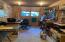 Insulated workroom in 1 car garage