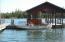 Large Equipment storage box on dock.