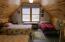 Driveway Side Loft Bedroom.
