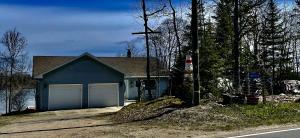 605 S Hill Island RD, Cedarville, MI 49719