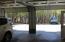 Newer (2) car garage doors.