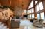 Spectacular great room; perfect for entertaining