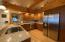 Stainless appliances, new cabinetry and granite countertops