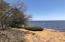 Build area is slightly elevated from Lake Superior for provide textured views