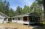 Well constructed 2BD/1BA home with 2-car garage 5 miles north Paradise