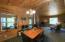 Open plan living/kitchen/dining