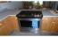 Stove - Glass Countertop