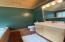 Primary bath with soaker/jet tub
