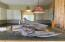 Thoughtfully designed open concept living/dining/kitchen