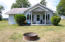 Cabin 2 frontyard