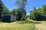 Yard/sitting area near Cabin 2