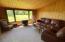Cabin 1 living