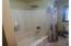 Tub W/ Shower Surround