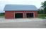 Refurbished Barn with loft storage and room for Workshop