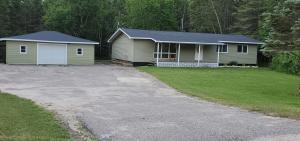 1852 M-129 HWY, Cedarville, MI 49719