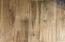 Wood grain porcelain tile in living area/bathroom