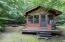 Finished outbuilding. Current use as a game/family room. Could be summer guest overflow