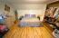 Master bedroom. Second floor.