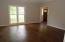 New Hardwood Floors and Fresh Paint