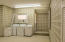 Laundry Area. There is an exterior door for coming and going from the yard or the workshop