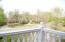 Balcony off Bedroom Suite 3