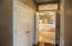 Closets on the right and left side of Hallway to Master Bath