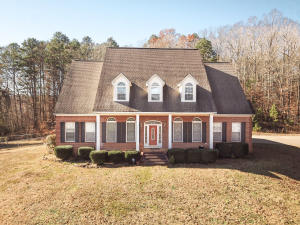 5-6 Bedrooms, 3.5 Baths, 1-2 Bonus Rooms, Breakfast Area, Formal Dining Room, Living Room, Updated Kitchen on just under 3.5+/- acres.