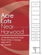 LOT 1 TBD 57 Street N, Harwood, ND 58042