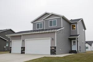 1323 LEGION Lane W, West Fargo, ND 58078