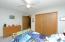 Downstairs bedroom (#3)