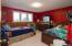 HUGE lower bedroom 3