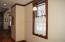 Great detail throughout, crown molding, wood flooring, fantastic millwork around the windows