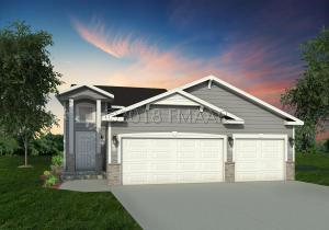 1201 HIGHLAND Lane W, West Fargo, ND 58078