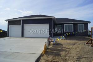 1057 LARKIN Lane W, West Fargo, ND 58078