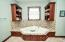 Full Bath - Whirlpool Tub & Shower