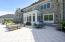 Host gatherings on this spacious patio area