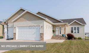 Specials are paid off. Home is Energy Star rated!