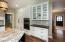Surround sound in kitchen
