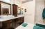 Full Bath - Separate Tub & Shower