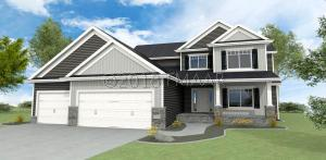 Exterior Rendering- Model Home