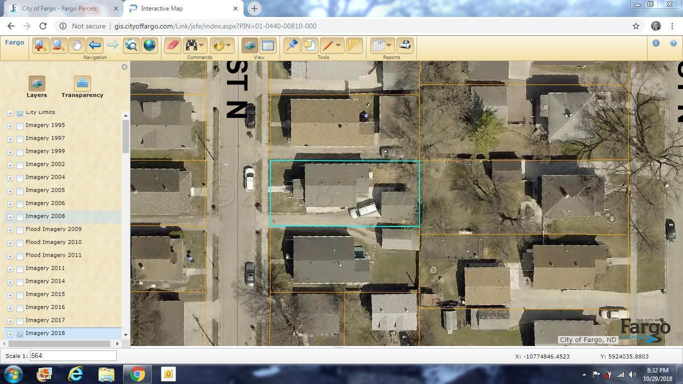 1119 9 Street N, Fargo, ND 58102 - LocateHome.com City Of Fargo Flood Map on