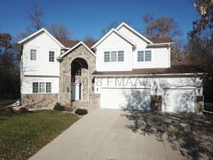 Nestled on a flood protected 1.7 acre lot!