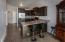 Laminate floors, stone counter tops, S/S appliances!