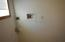 laundry/bathroom main floor