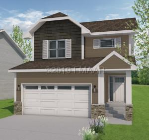 Rendering may not be exact representation of front elevation. Contact listing agent for detail