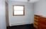 Large extended closet/storage over the stairs.