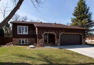 Welcome to 1620 38 Ave S Fargo. Located near Discovery Middle School, parks and walking path across the street.