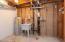 Utility room with storage