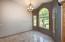 New marble floors, lighting, and fresh paint.
